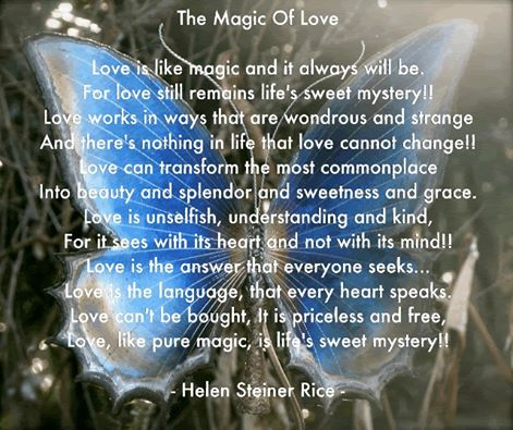 Love is Magick