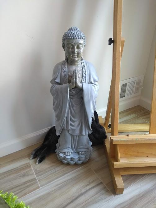 astrid buddha healing