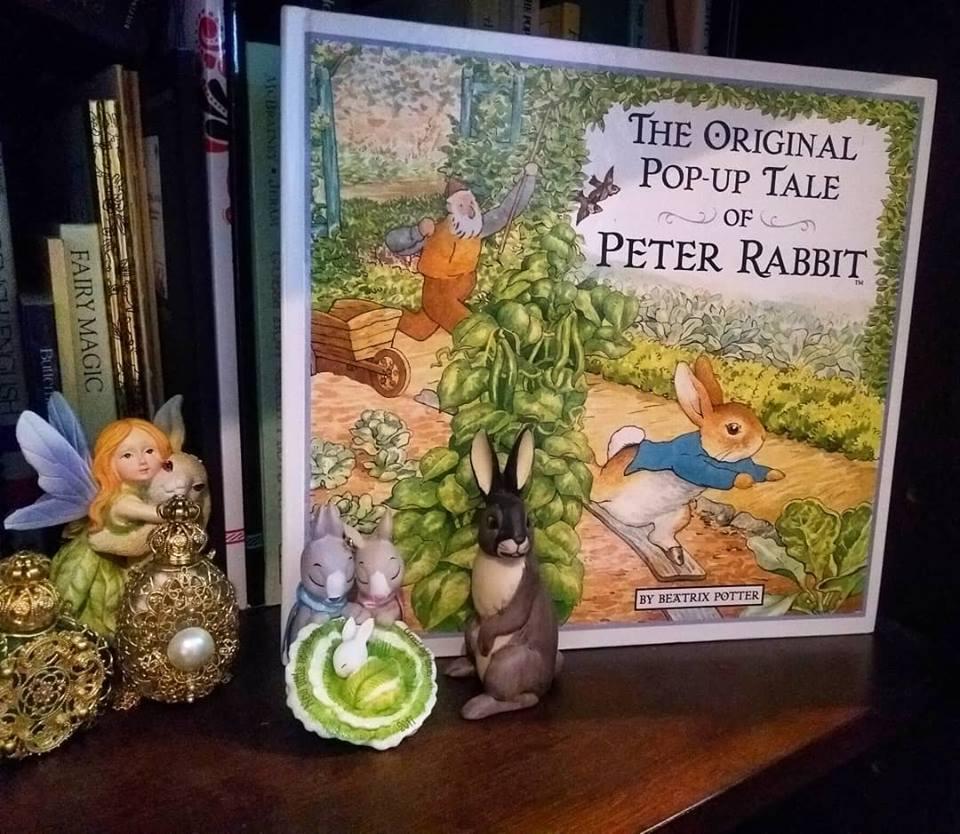 Peter Rabbit Pop up