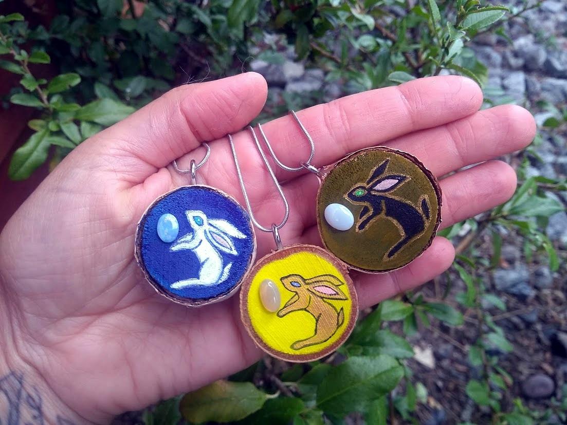 three talismans