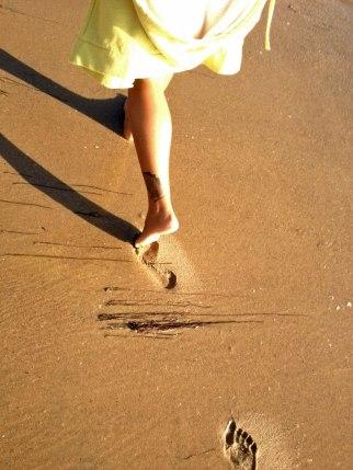 Me at Crystal Cove Beach